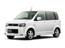 Фото авто Mitsubishi eK H82W, ракурс: 45 цвет: белый