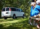 Фото авто Chevrolet Express 1 поколение [рестайлинг], ракурс: 225