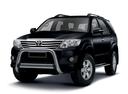 Фото авто Toyota Fortuner 1 поколение [2-й рестайлинг], ракурс: 45