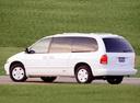 Фото авто Dodge Caravan 3 поколение, ракурс: 135