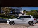 Фото авто BMW 1 серия F20/F21 [рестайлинг], ракурс: 90 цвет: белый
