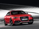 Фото авто Audi RS 5 8T [рестайлинг], ракурс: 315 цвет: красный