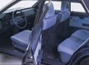 Фото авто Nissan Bluebird U11, ракурс: салон целиком