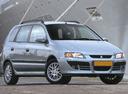 Фото авто Mitsubishi Space Star 1 поколение [рестайлинг], ракурс: 315