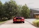 Фото авто Ford Mustang 6 поколение [рестайлинг], ракурс: 180 цвет: красный
