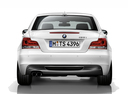 Фото авто BMW 1 серия E82/E88 [2-й рестайлинг], ракурс: 180 цвет: белый