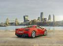Фото авто Ferrari 488 1 поколение, ракурс: 225 цвет: оранжевый