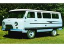 Фото авто УАЗ 452 2 поколение, ракурс: 45 цвет: белый
