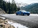 Фото авто Alpine A110 2 поколение, ракурс: 315 цвет: голубой