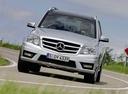 Фото авто Mercedes-Benz GLK-Класс X204,  цвет: серебряный