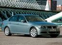 Фото авто BMW 3 серия E90/E91/E92/E93, ракурс: 315 цвет: голубой