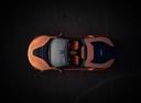 Фото авто BMW i8 I12 [рестайлинг], ракурс: сверху цвет: коричневый