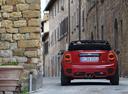 Фото авто Mini Cabrio F57, ракурс: 180 цвет: красный