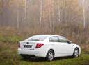 Фото авто FAW Besturn B50 1 поколение [рестайлинг], ракурс: 225 цвет: белый