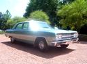 Фото авто Chevrolet Chevelle 1 поколение [рестайлинг], ракурс: 315