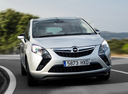 Фото авто Opel Zafira C,  цвет: белый