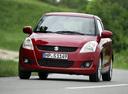 Фото авто Suzuki Swift 4 поколение,  цвет: красный