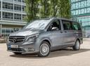 Фото авто Mercedes-Benz Vito W447, ракурс: 45 цвет: серый