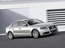 Фото авто Audi A4 B8/8K, ракурс: 270 цвет: серебряный