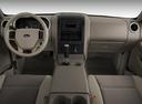Фото авто Ford Explorer 4 поколение, ракурс: торпедо