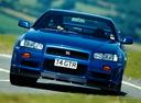 Фото авто Nissan Skyline R34,