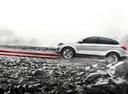 Фото авто Chery Tiggo 5 T21 [рестайлинг], ракурс: 90 цвет: белый