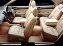 Фото авто Toyota Celsior F20 [рестайлинг], ракурс: салон целиком