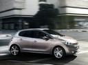 Фото авто Peugeot 208 1 поколение, ракурс: 270 цвет: серый