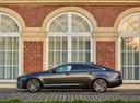 Фото авто Jaguar XJ X351 [рестайлинг], ракурс: 90 цвет: черный