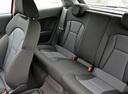 Фото авто Audi A1 8X, ракурс: сиденье