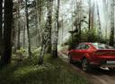 Фото авто Renault Arkana 1 поколение, ракурс: 135 цвет: красный