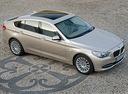 Фото авто BMW 5 серия F07/F10/F11, ракурс: 315 цвет: бежевый