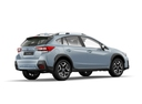 Фото авто Subaru XV 2 поколение, ракурс: 225 цвет: голубой