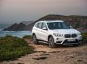 Фото авто BMW X1 F48, ракурс: 315 цвет: белый