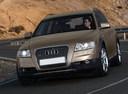 Фото авто Audi A6 4F/C6, ракурс: 45 цвет: сафари