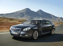 Фото авто Opel Insignia A, ракурс: 45 цвет: черный