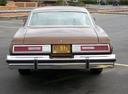 Фото авто Chevrolet Chevelle 3 поколение [3-й рестайлинг], ракурс: 180