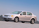 Фото авто Chevrolet Cobalt 1 поколение, ракурс: 45