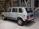 Новый ВАЗ (Lada) 4x4, серебряный , 2017 года выпуска, цена 520 700 руб. в автосалоне Лада Центр