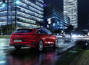 Фото авто Kia Cee'd 3 поколение, ракурс: 225 цвет: красный