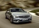Фото авто Mercedes-Benz CL-Класс C216, ракурс: 315 цвет: серебряный