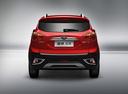 Фото авто JAC S3 1 поколение, ракурс: 90 цвет: красный