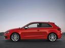 Фото авто Audi S3 8V, ракурс: 90 цвет: красный