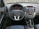 Фото авто Kia Cee'd 1 поколение [рестайлинг], ракурс: торпедо