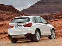 Фото авто BMW X5 F15, ракурс: 225 цвет: белый