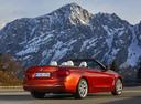 Фото авто BMW 4 серия F32/F33/F36 [рестайлинг], ракурс: 225 цвет: оранжевый