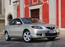 Фото авто Mazda 3 BK [рестайлинг], ракурс: 315 цвет: серебряный