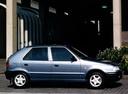 Фото авто Skoda Felicia 1 поколение, ракурс: 270