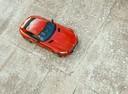 Фото авто Mercedes-Benz AMG GT C190, ракурс: сверху цвет: красный