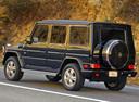 Фото авто Mercedes-Benz G-Класс W463 [рестайлинг], ракурс: 135 цвет: черный
